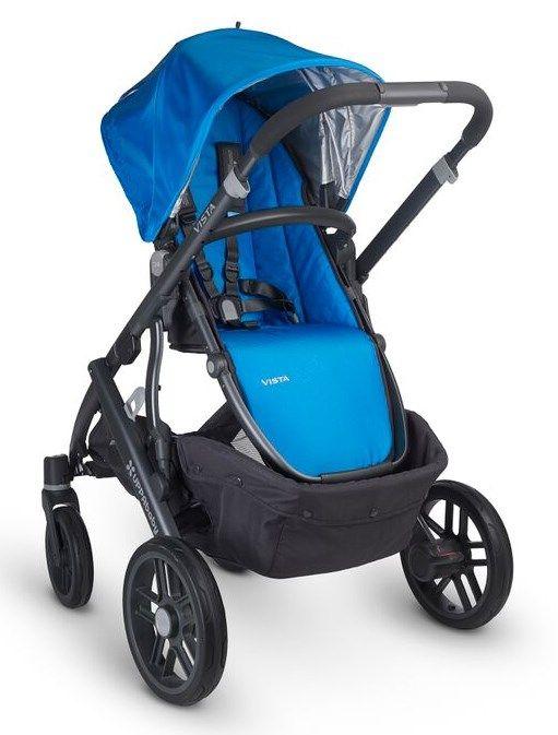 stroller vista uppababy tall parents strollers seat reversible convertible pishposhbaby pram