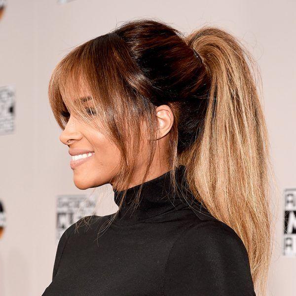 LOS ANGELES, CA - NOVEMBER 20:  Singer Ciara