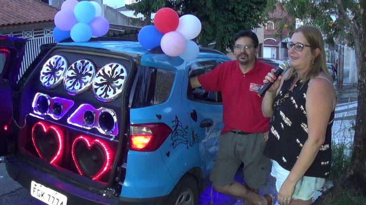 Loucura de amor aniversario Marcos Ponte Rasa Zona Leste