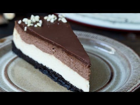 Nutella Cheesecake Recipe - At Home With My Honey