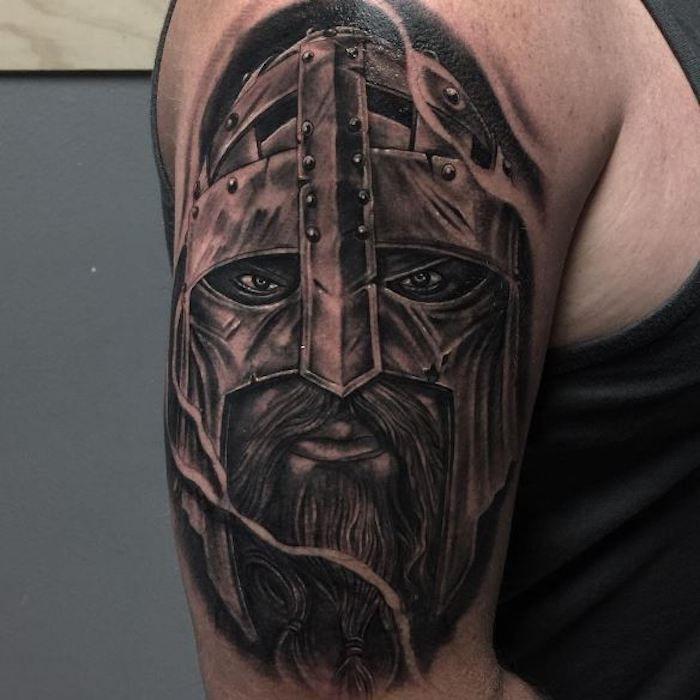 die besten 25 wikinger tattoos ideen auf pinterest wikinger tattoo symbole nordisches tattoo. Black Bedroom Furniture Sets. Home Design Ideas