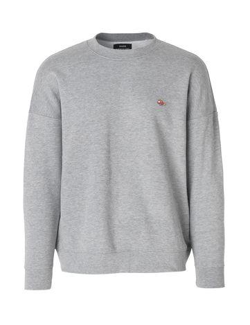 Kentish Solmon Sweatshirt Grey Melange