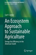 Modern industrial agriculture is not sustainable because of its heavy reliance on petroleum, a non-renewable source of the energy used in farming, and because of pollution caused by petroleum products such as fertilizers and pesticides. A systems analysis of farming suggests that agriculture will be more sustainable when services of nature, such as nutrient recycling by soil micro-organisms and natural controls of insects, replace the services now provided by energy from petroleum