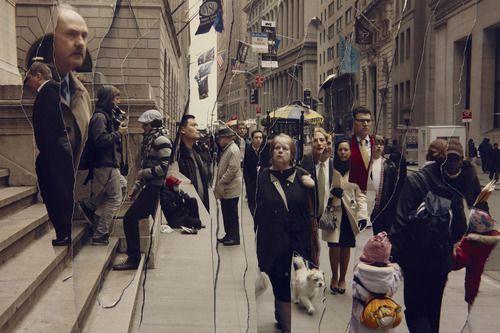 John Clang -Time, 2009 (Wall Street)