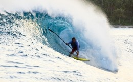 Two Minutes With Trout | SUP Magazine