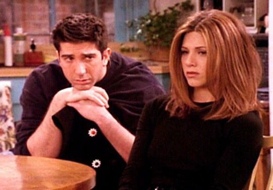 Rachel Green hair season 3