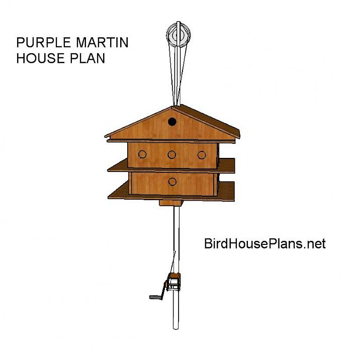 Best 25 Purple Martin House Plans Ideas On Pinterest