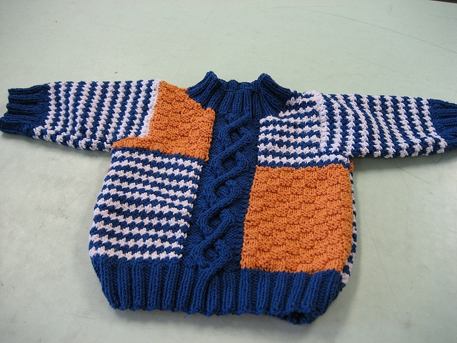 Knitting Pattern Baby Toque : Free Pattern: Cables and Checks Set - Pullover and Toque ...