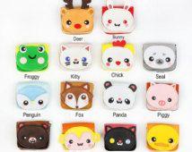 Tierische Handtasche für Blythe, Azone, Momoko, Lati, Licca, Jerryberry | Puppe-Tasche | Puppenzubehör