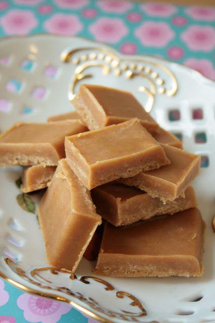 Sykurlausar uppskriftir: Karamellu fudge
