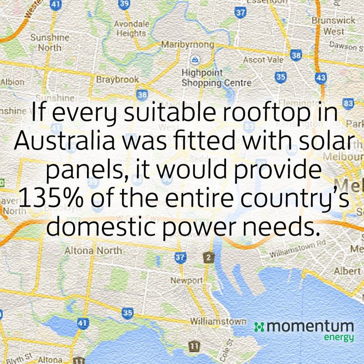 A bold claim, huh? Our friends at Energy Matters have done the maths - 134.8%, to be exact. It's the perfect time to join the solar revolution - http://bit.ly/1yrWq4m