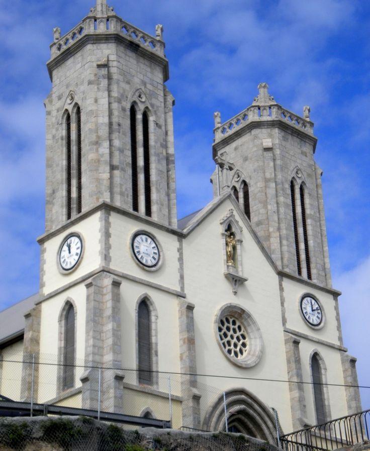 Noumea Cathedral, Noumea, New Caledonia