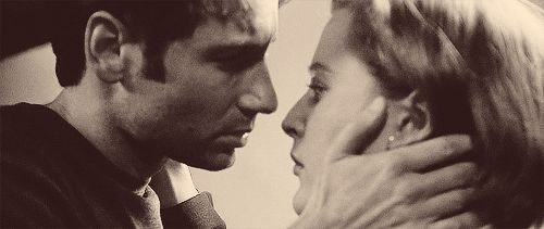 Like, five or six years. | 18 Reasons Fox Mulder Would Be The Best-Worst Boyfriend Ever