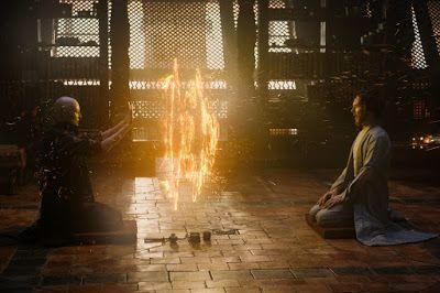 """EL ARTE DEL CINE: Disney´s/Marvel """"Doctor Strange"""" (2016) TV Spot Ne..."""