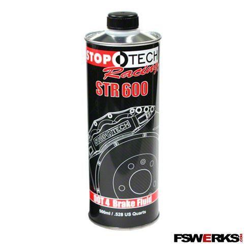 StopTech STR 600 High Performance Street Brake Fluid