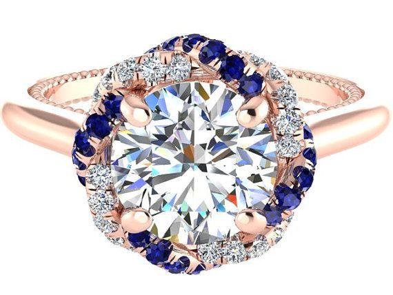 Bague de fiançailles mariage toujours brillant par BridalRings