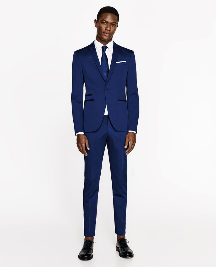 Wrinkle free suit suits man sale zara united states for Zara mens shirts sale