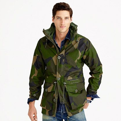 J.Crew+-+ArkAir®+two-pocket+tactical+jacket #Needs