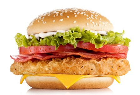 McDonald's - Brasil - Chicken Bacon
