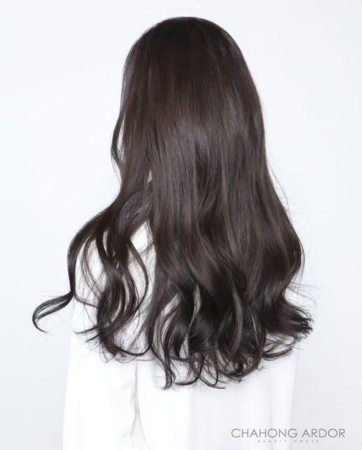 4 긴머리 웨이브