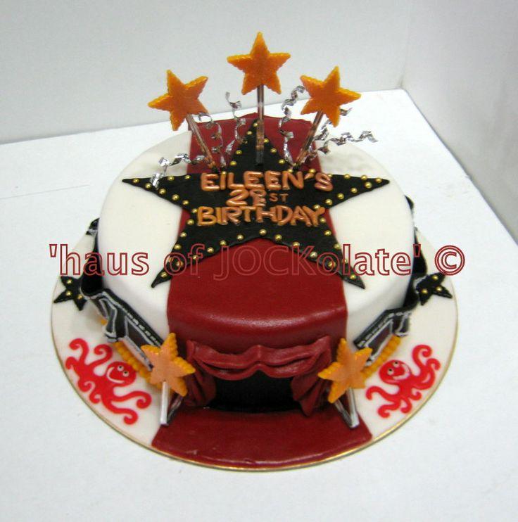 The  Best Movie Theme Cake Ideas On Pinterest Movie Cakes - Movie themed birthday cake