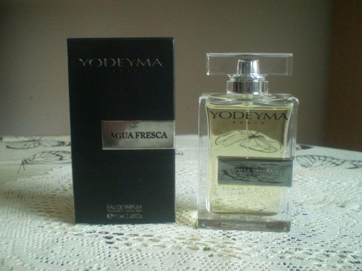 Eau de parfum  hommeYodeyma Paris 100ml Agua Fresca ( Ck One Calcin Klein)