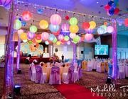 Love this colorful decoration