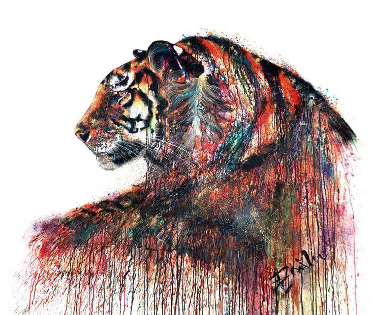 Emily Tan - Collaboration avec WWF https://mrmondialisation.org/lart-au-service-de-la-nature/
