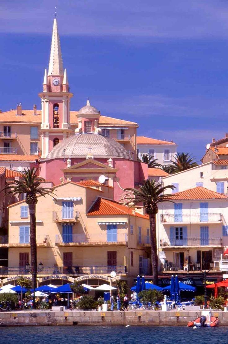 Calvi, Corsica, Mediterranean, holiday