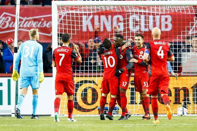 Toronto FC vs. Orlando City SC MLS Pick, Odds, Prediction - 5/3/17