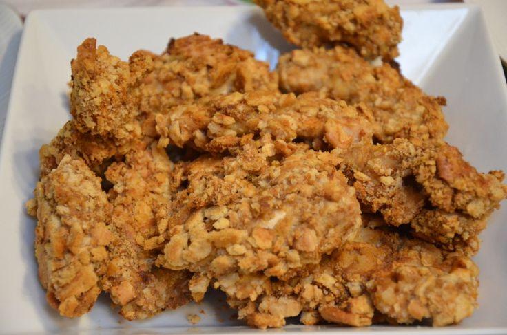 Chrupiące kąski z kurczaka | Mieszam w garnku