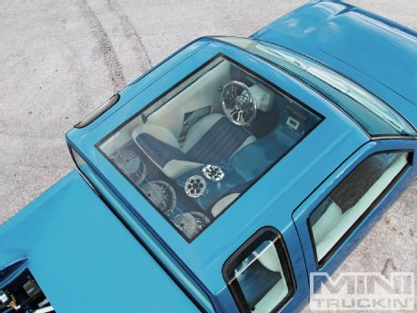 1995 Nissan Hardbody The Asphalt Assassin Open Roof