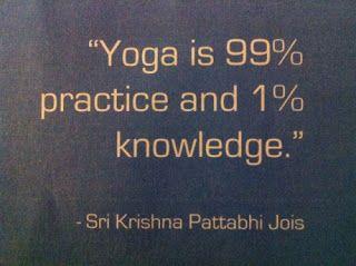 Niyama of Tapas: Consistency is Key by capriciouyogi  #Quotation #Yoga