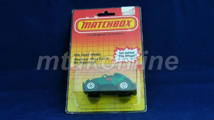 MATCHBOX 1983 SAND DIGGER | 49/75 | MACAU | VW BEETLE 4X4