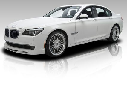 Dressed in appropriate Alpine White, this Alpina B7 is a sophisticated executive cruiser that features an unmatched combination of comfort and performance! The F01 7 Series' appearance was a joint effort between Karim Habib and BMW Chief Designer Adrian van Hooydonk. And since the B7 is primarily produced on the same line as regular 7 sedans, Alpina's aesthetic tweaks are sleek and straightforward. 7 Series motivation is provided by a stout 4.4 liter twin turbo V8 that twists 400 horsepower…