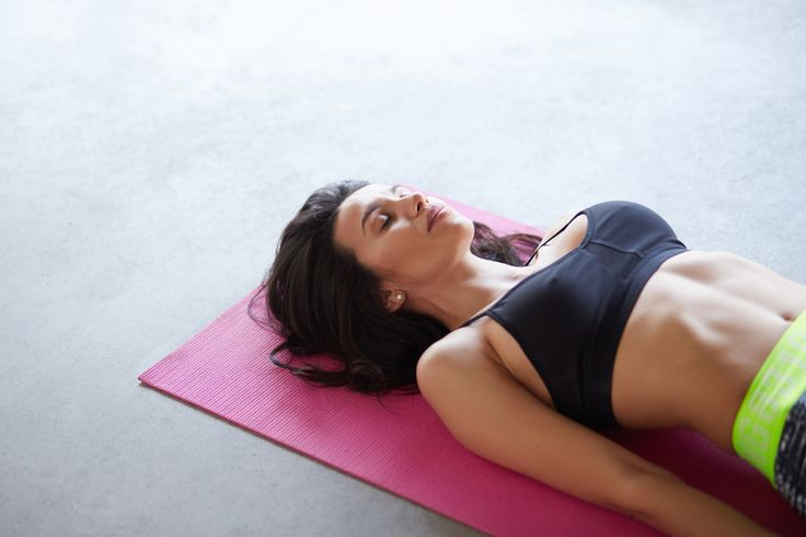 Hey babes!  So now that we know what diastasis recti is and how to check for it, I want to show you five core exercises that may help you heal it!  The reason that these exercises can be so effective is because they target your transverse abdominus, your deepest abdominal muscle, which acts like an internal corset! All of these can be found in the first phase of my Post-Pregnancy program in the Sweat app!  For these exercises, you will need to know how to set your T-zone! Firstly, your T...