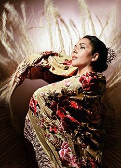 Eva Yerbabuena Flamenco-