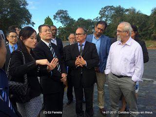 PHOTOSSINTESE.BLOG.BR: Comitiva de Empresários chineses visitam Ilhéus