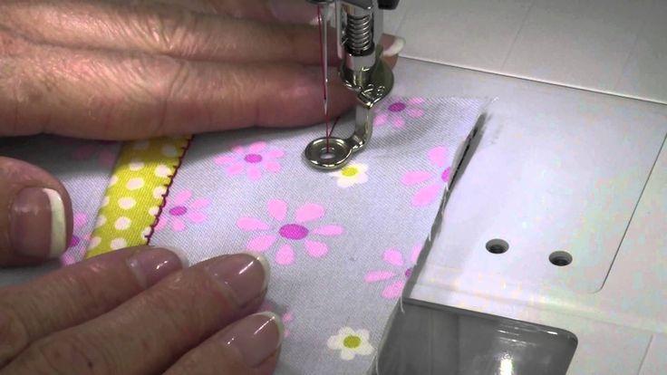 Bernina 380 26 Basting Stitch