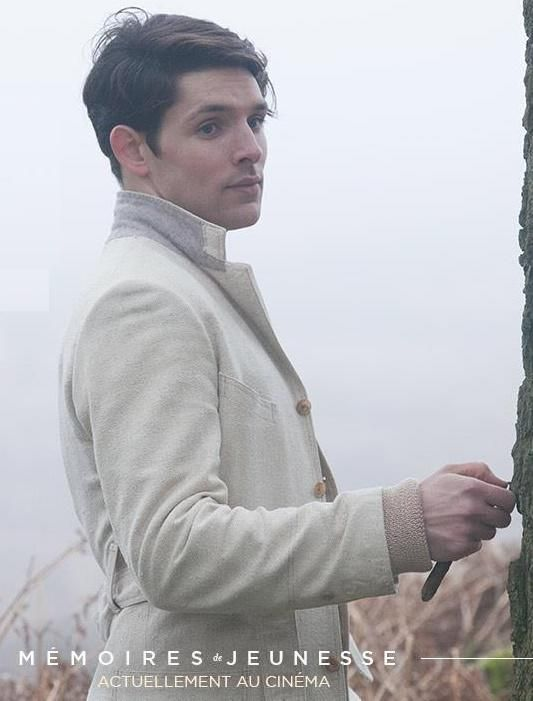 Literal Disney Prince Colin Morgan everyone