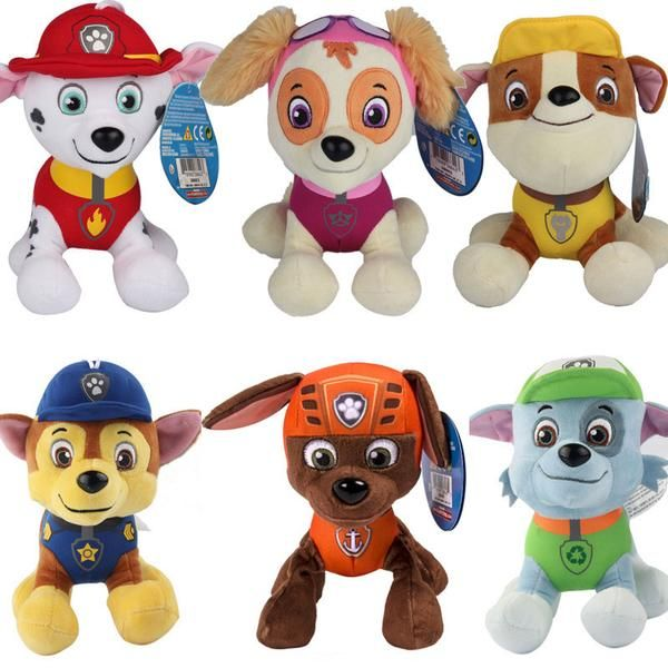 Paw Patrol Toys Plush for Kids - $9.95
