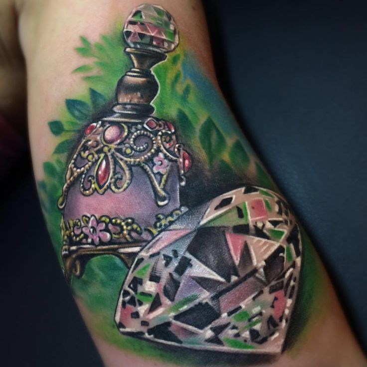25 Best Ideas About Perfume Bottle Tattoo On Pinterest: 189 Best Images About Johnny Smith Art - Tattoos On Pinterest