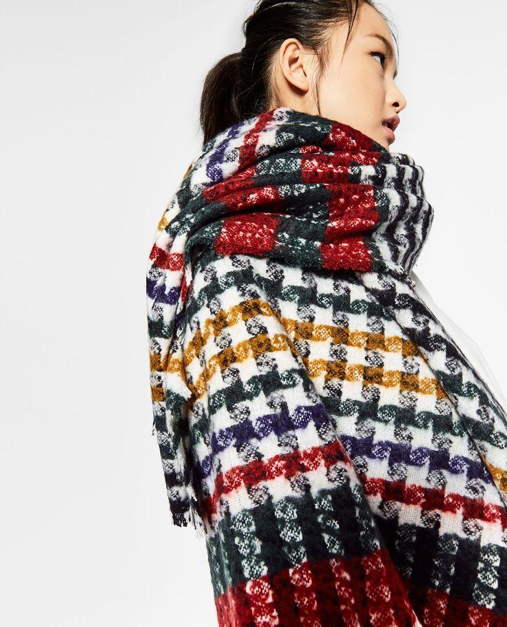 Лучший способ носить шарф | Femmie