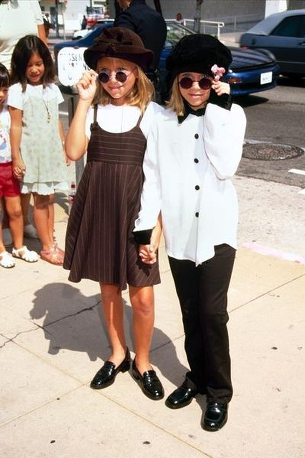Mood Board: Why the 90's still got it Olsen twins