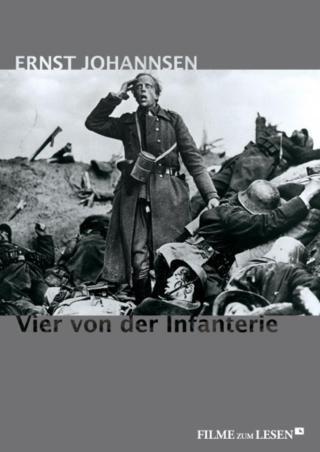 Nun auch beim eBook-Portal 'txtr: Vier von der Infanterie: Ihre letzten Tage an der Westfront 1918 - Ernst Johannsen