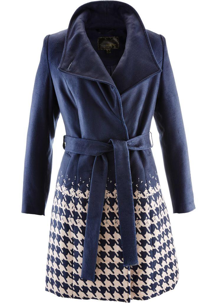 Mantel in Woll-Optik dunkelblau/naturstein - bpc selection jetzt im Online Shop von bonprix.de ab ? 39,99 bestellen. Mit diesem Mantel der Marke bpc ...