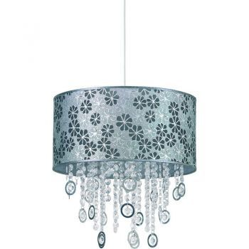 Pendul Nowodvorski Calabria - un pendul elegant si, in acelasi timp, romantic, ideal pentru un decor original. #DecoStores #iluminat #amenajariinterioare #interiordesign #pendul #ceilinglamps #lamps #corpdeiluminat