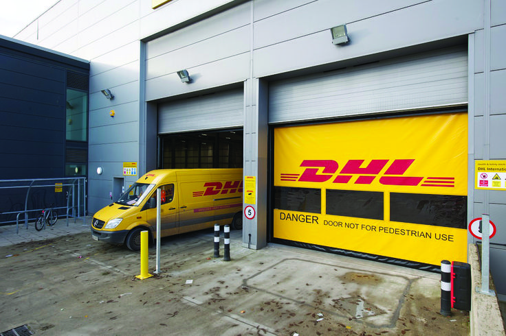 DHL needed a new distribution hub with a range of services