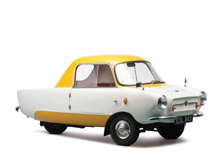 1959 Frisky Family Three | The Bruce Weiner Microcar Museum 2013 | RM AUCTIONS