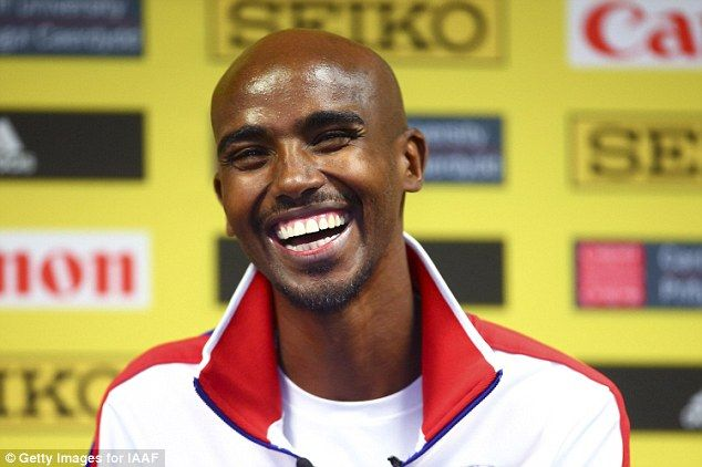 British athlete Mo Farah is happy with his preparations ahead of this summer's Olympics in Brazil